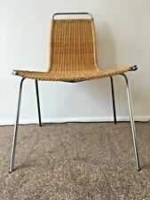 Vintage Poul Kjaerholm (Designer) PK1 Chair, PP Møbler (Workshop)🇩🇰Modern Icon
