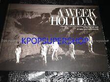 Dong Bang Shin Ki Photobook A Week Holiday It's Stylish Tohoshinki TVXQ OOP RARE