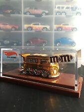 Hot Wheels Red Line Club M&M's Volkswagen Kool Kombi 2559/4000 - Mint in Box