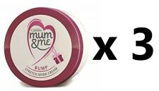 Cussons Maman & moi Bump Grossesse Stretch Mark Cream 25 ml x 3