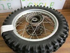 XR 350 HONDA 1983 XR 350R 1983 REAR WHEEL