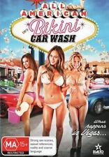All American Bikini Car Wash  - DVD - NEW Region 4