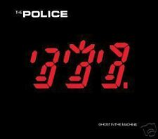 The Police : Ghost in the machine (CD)