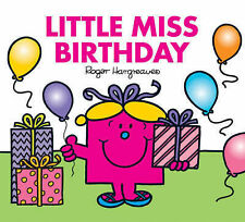 Little Miss Birthday by Roger Hargreaves (Paperback, 2006)
