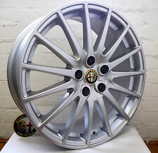 "ALFA ROMEO 18"" ALLOY WHEEL FOR 159 SPIDER BRERA 50508157"