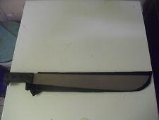 machete survival  57 cm long