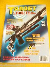 TARGET SPORTS - KAR 98 MILITARY RIFLE - JULY 2004