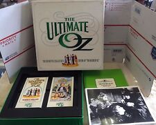The Ultimate Wizard of Oz VHS Collector Edition Box Set with Script & Photos
