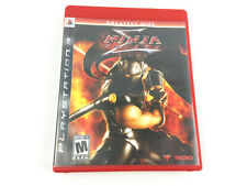 Playstation 3 (PS3) Ninja Gaiden Sigma Greatest Hits Version - USED, TESTED -
