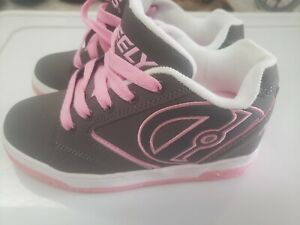 Heelys Girls Size Youth 2 - Black, Purple & Pink