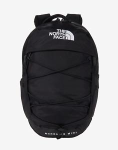 The North Face Borealis Mini Backpack in TNF Black/TNF Black