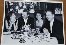 "Vintage Marshall Thompson 5.25"" X 7.25"" Original Candid Photo Stork Club"