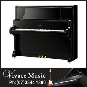 Kawai U550 Preloved Upright Piano in Vivace Music Showroom (from $5595)