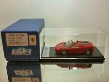 BBR MODELS BBR136B FERRARI 360 MODENA SPYDER 2000 - RED 1:43 - MINT IN BOX