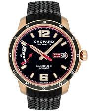 Chopard Millie Miglia 18K Rose Gold Automatic Men's Watch 161296-5001