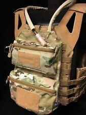 Hydrations Carrier Rucksack mit Trinkflasche 1L für Plate Carrier - Multicam