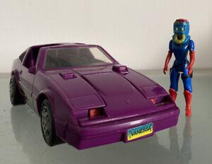 mask toys kenner m.a.s.k Venom Manta Vanessa Warfield excellent condition