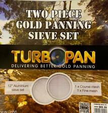TWO PIECE SIEVE SET - GOLD PANNING PROSPECTING