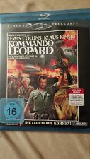 COMMANDO LEOPARD BLU-RAY UNCUT  NEW  ENGLISH LANGUAGE AVAILABLE CLASSIC