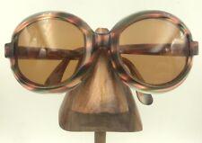 Vintage Creation Morel Doreen Multi-Color Round Sunglasses Frames France