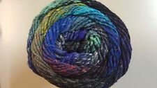 Noro Taiyo #86 Blue Violet & Navy 100g Cotton Silk & Wool