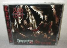 BLOOD FEAST Remnants The Last Remains SEALED NEW Orig CD 2002 Early Thrash Metal