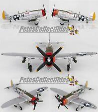 Hobby Master HA8412 P-47D Rozzie Geth II/Miss Fire Fred Christensen USAAF 56th