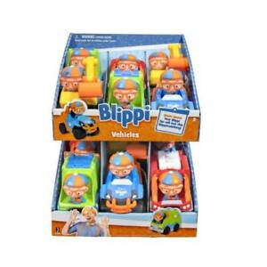 BLIPPI - Mini Vehicles Assorted - 1 Vehicle