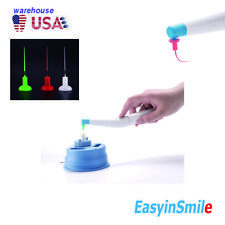 Endodontic Activator Irrigator Tips Needle Files For Root Canal Cleaning Machine