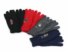 Polo Ralph Lauren Bear Gloves -- 3-colors
