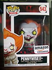 Funko Pop!: Movies #543 Pennywise With Severed Arm (Amazon Exclusive)