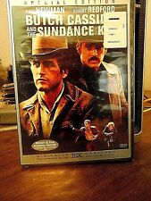 Butch Cassidy & the Sundance Kid ! Dvd Special Edition! New In Plastic Seal!