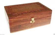 Caja De Madera Para Aceites Esenciales De Aromaterapia Fragancia De Terapia Masaje Holístico