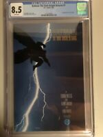 Batman: The Dark Knight Returns #1 CGC 8.5 1986 Frank Miller Classic VF+