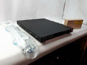 F5 BIG-IP 2000 Load Balancer Gigabit 2x 10GbE SFP+ 8GB RAM~