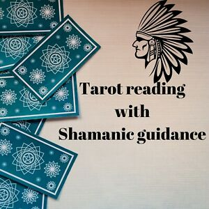Tarot reading with Shamanic guidance written & sent to your email in 24hrs