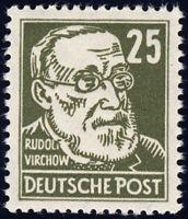 DDR, MiNr. 334 z XI PF I, tadellos postfrisch, Fotoattest Mayer, Mi. 600,-