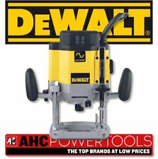 Dewalt DW625EK 1/2in Variable Speed Plunge Router 240V in Carry Case