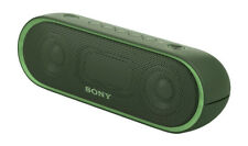 Sony XB20 Portable Bluetooth Speaker - Green