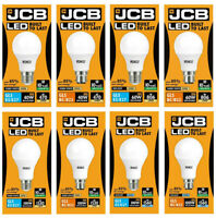LED GLS JCB Bulbs 6w = 40w 10w = 60w 15w = 100W Warm. Cool, Daylight ES BC Screw