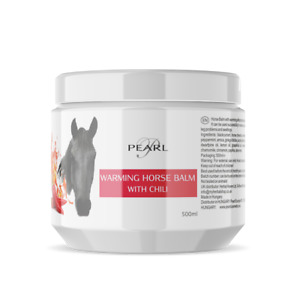 Horse Balm with chili warming gel with 24 herbal extract 500ml sports injuries