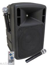KARMA BM 895 BOX DIFFUSORE CASSA AMPLIFICATA 150W