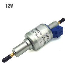 MF22 Fuel Pump Electronic Pulse Meter Pump For Car Air Diesel Parking Heater