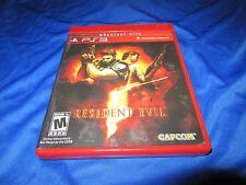 Resident Evil 5 (Sony PlayStation 3)