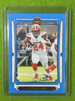 NICK CHUBB CARD JERSEY #24 BROWNS SSP #/25 Baker Mayfields RB 2019 Panini Legacy