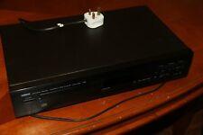 Yamaha CDX-460 Compact Disc Player CD Black HIFI Separate