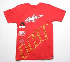 Alpinestars Read Out Tee (M) Red