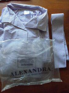 """Alexadra D302 Womens Healthcare Nurse Dress Care Home Uniform  47"""" Chest"""