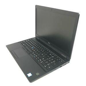 """Dell Latitude 5580 15.6"""" Laptop Core i5-6200U @ 2.30GHz 8GB DDR4 (No Hard Drive)"""