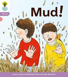 Oxford Reading Tree: Level 1+: Floppy's Phonics Fiction: Mud! by Kate Ruttle,...